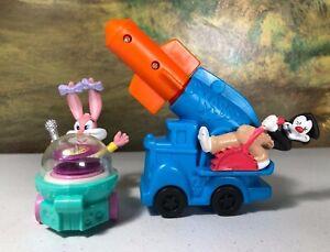 Warner Bros McDonalds 1992 Babs Bunny Tiny Toons 1994 Animaniacs Kaboom cars