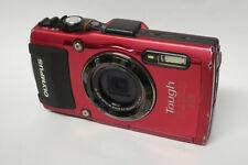 Olympus tough TG-4 wasserdichte Digitalkamera C-Ware TG4 rot  ohne Zubehör