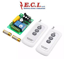Kit Control Unit for Automation Compatible Version, Keyfob Blinds +2 Radio