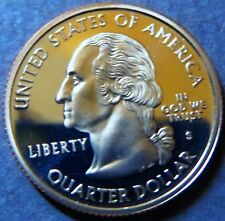 ">2003-s ALABAMA STATE QUARTER DOLLAR ""PROOF"" 2003-s San Francisco Mint Coin #3"