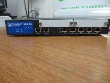 Juniper Ssg-20-Sh Secure Services Gateway No Power Adapter
