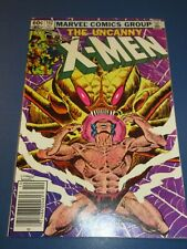 Uncanny X-men #162 Bronze age Wolverine goes Solo VFNM Beauty Newsstand Variant