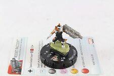 Heroclix Marvel Guardians Of The Galaxy Rocket Raccoon 052 SR Super Rare V2