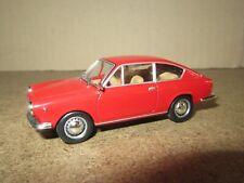 813Q IXO Altaya No 79 Fiat 850 Coupé 1967 Rouge 1:43 Nos Chères Voitures d'Antan