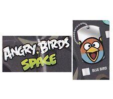 ANGRY BIRDS SPACE - 7/20 BLUE BIRD DOG TAG + MINI STICKER SHEET & CHECKLIST