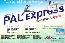PHILIPPINE AIRLINES PAL EXPRESS NAKAKA-IMPRESS DE HAVILLAND DASH 8 SERVICE AD