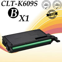 Black CLT-K609S Replacement Cartridge for the Samsung CLP-770ND, CLP-775ND