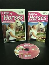 I Love Horses: Rider's Paradise (Nintendo Wii, 2011) Complete
