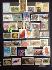Over 60 All Different RECENT & HV AUSTRALIAN stamps Used #7