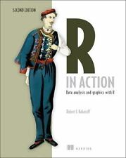 R in Action : Data Analysis and Graphics with R by Robert Kabacoff