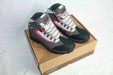 COTTON TRADERS WATERPROOF SZ 6 WORN ONCE WALKING HIKING BOOTS + BOX + CARE NOTES