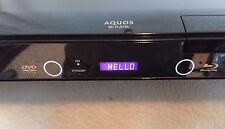 Sharp Aquos BD-HP20 Blu Ray Disc Player Surround Sound Home Theater Video