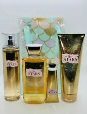 Bath & Body Works In The Stars Full Size 5 Piece Gift Set