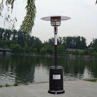 Outdoor Garden Patio Heater Propane Standing LP Gas Steel accessories US Ship