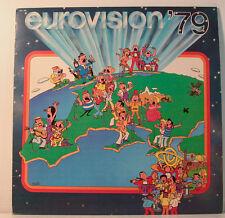 "[j807] EUROVISION ´79 ALELUYA - LECHE Y MIEL CBS-REGISTRO ISRAEL RARO! VINILO""12"