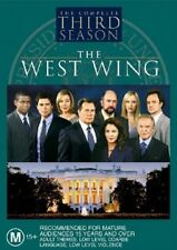 The West Wing : Season 3 (DVD, 2004, 6-Disc Set)