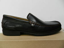 Camel Active Chaussures Homme 44,5 Palma Slip on Perth 170 Derby Noir UK10 Neuf