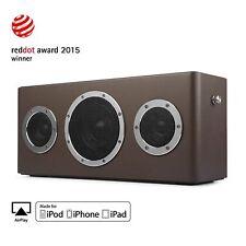 [Apple Airplay Certified]GGMM M4 Wireless Speaker for Music Streaming,Wi-Fi B...