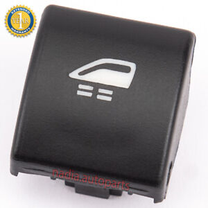 1x SWITCH BUTTON WINDOW COVER FOR BMW E46 CABRIOFOR ALL DOORS