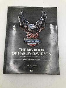 The Big Book of Harley-Davidson, New Revised Edition By Thomas C. Bolfert