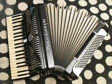 PAOLO SOPRANI LMMH 4/5 DOUBLE TONE CHAMBER ACCORDION/ACCORDIAN, CATHEDRAL SOUND