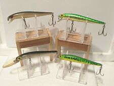 LOT OF 4 STORM JR. THUNDER STICK FISHING LURES