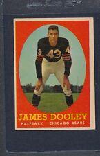1958 Topps #008 James Dooley Bears EX *270