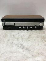 Vintage Panasonic 8-Track AM/FM Multiplex Stereo RE 7820 Tested Used for Repair