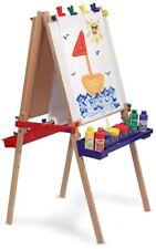 Melissa & Doug DELUXE STANDING ART EASEL Baby/Toddler/Child Painting BN