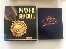 SSi Strategic Simulations - Panzer General for IBM - Box Only