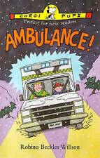 Acceptable, Ambulance!, Willson, Robina Beckles, Book