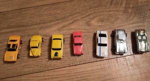 Vintage HO Slot Car Lot,  Excellent.