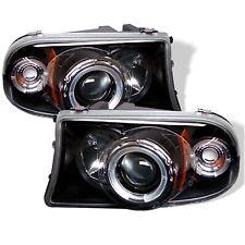 Spyder Auto 5009784 Halo Projector Headlights Fits 97-04 Dakota Durango