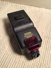 Sunpak Power Zoom 4000AF Flash 4000-AF Cannon