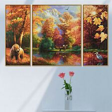 Autumn Forest Diamond Embroidery 5d Diamond DIY Painting Cross Stitch Home Decor