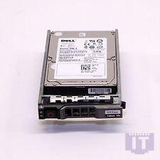 "Dell 2.5"" 146GB 10k 6Gbps SAS Hard Drive W/ R-T Series PowerEdge Tray X160K"