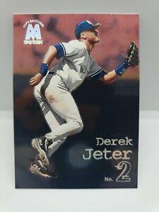 1999 SkyBox Molten Metal #142 Derek Jeter SN - NM-MT