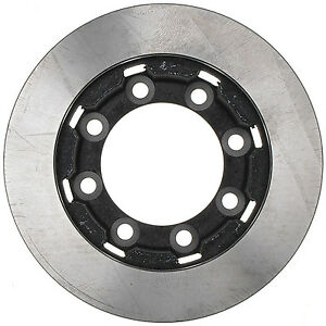Frt Disc Brake Rotor ACDelco Advantage 18A61A