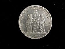1849 A France 5 Francs Silver Coin Looks XF Km #761.1