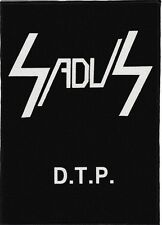 SADUS BACKPATCH / SPEED-THRASH-BLACK-DEATH METAL