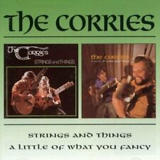 The Corries - Strings And Things/A Little Of (CD) (2009)
