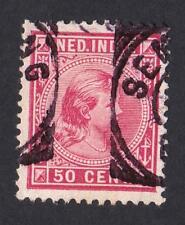 INDE NEERLANDAISE-  N°:29 - 50c carmin  - USED-   - CV : 2,50 €