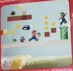 Super Mario Room Decor Products For Sale Ebay