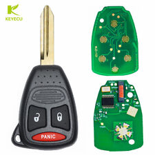 New Replacement  2+1 B for Dodge 2004-13 Durango Remote Key Fob FCC ID: KOBDT04A