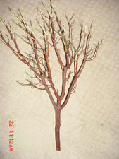 "8 RED Manzanita Branches for Vertical Centerpieces Fresh-Cut! 20""-24"""