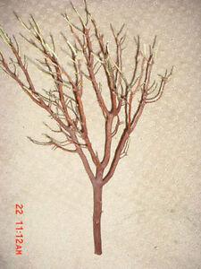 "8RED Manzanita Branches for Vertical Centerpieces Fresh-Cut! 20""-24"""