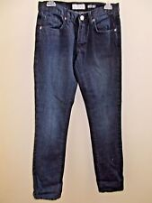 Burton Women's Weekender Indigo Jeans Sz 25/1 Five-Pocket New w/Tags $69