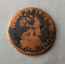 LIARD DE FRANCE   LOUIS XIIII  1657 B à finir de nettoyer