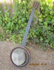 More details for vintage 'the new windsor patent' 5 string banjo - for restoration