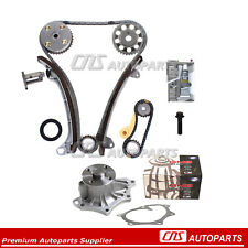TIMING CHAIN KIT/GMB WATER PUMP 1/2AZFE FOR 01-10 TOYOTA SCION 2.0/2.4L VVT-i